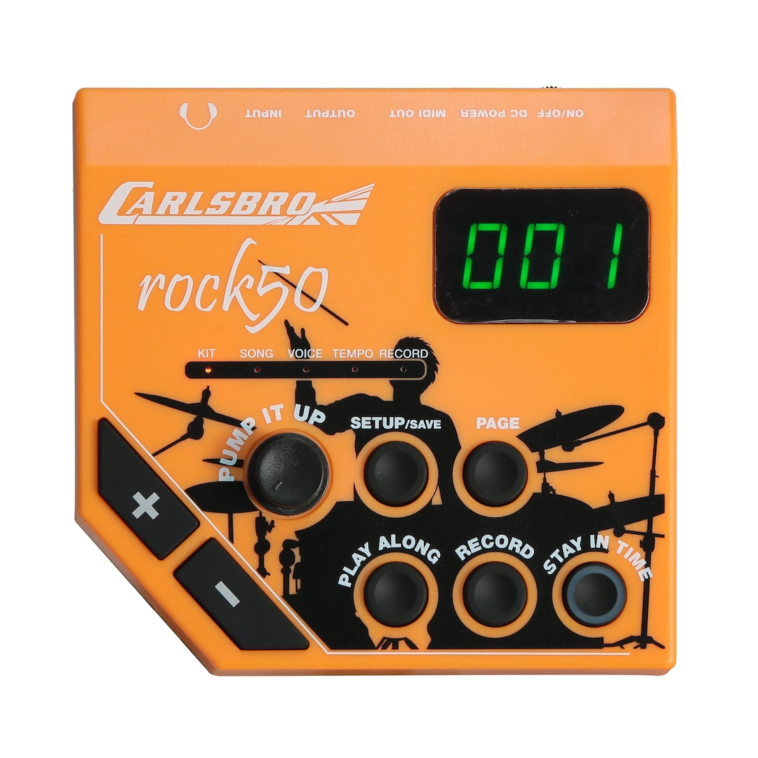 Carlsbro CSD Rock50 drum kit Module