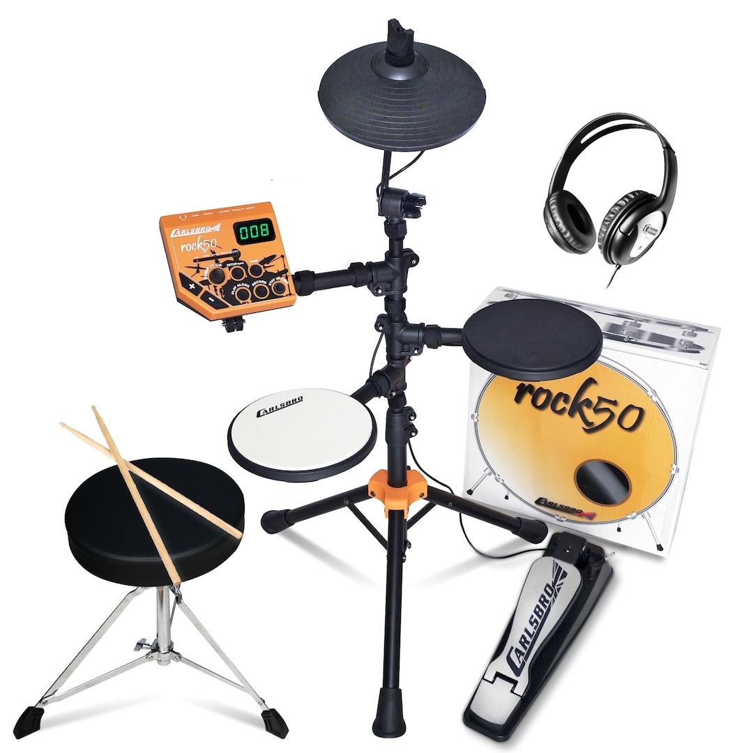 Carlsbro CSD Rock50 drum kit pack 2