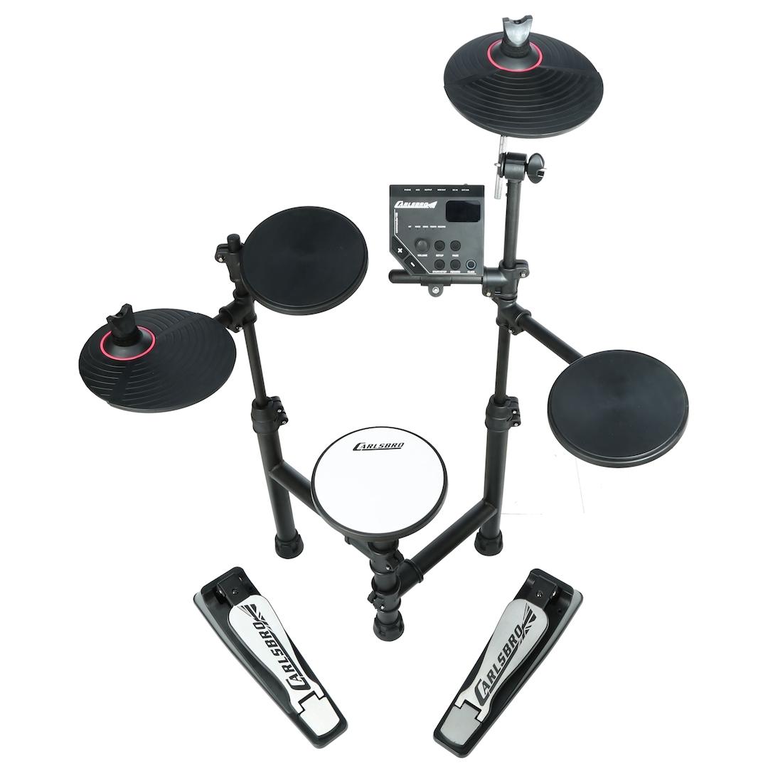 Carlsbro Club100 drumkit front