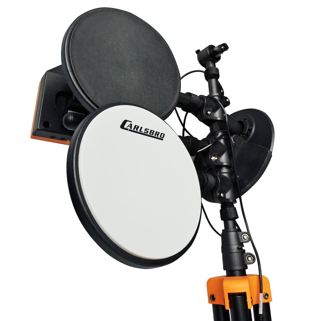 Carlsbro CSD Rock50 drum kit folded