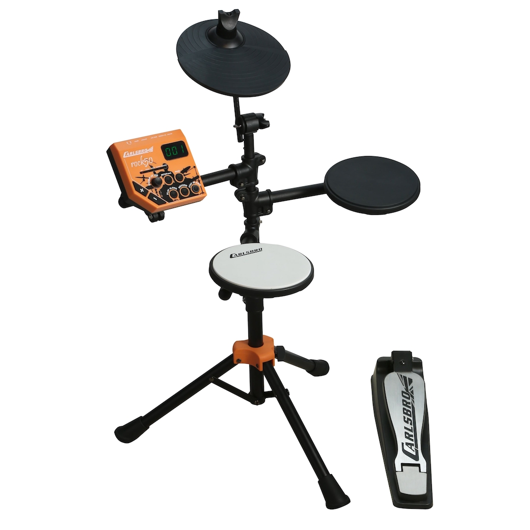 Carlsbro CSD Rock50 drum kit left side